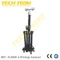Maxi Lifting 5.3m telescopic truss stand for 290mm truss light lift tower tower