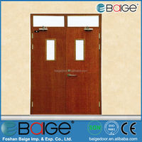 BG-F9043 metal fire door prices push bar