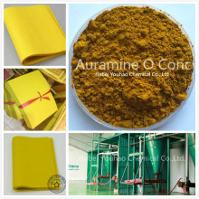 Basic Yellow 2/Auramine o 80 % /Yellow Dye/Paper dye