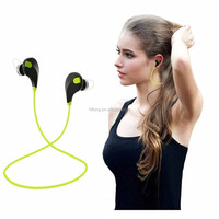 High quality Wireless bluetooth earphone Noise Cancelling Headphones with Microphone/Running/Gym/Exercise/Sweat proof for iphone