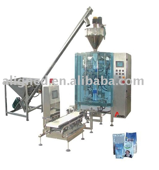 DXDV-FB730 Vertical Powder Packaging Machine (pouch packing machine, washing powder pouch packaging machine