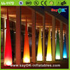 Colorful indoor inflatable birthday party decoration cone for sale