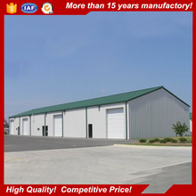 prefabricated high rise steel structure building shed/construction factory