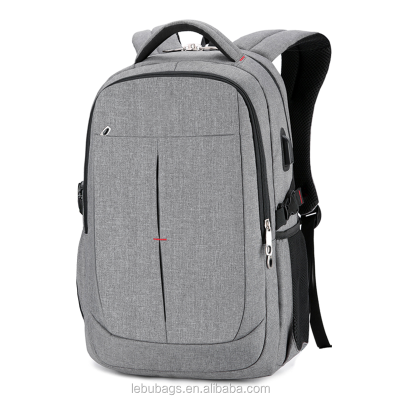 Wholesale top selling products business multi-functional waterproof laptop backpack mochila rucksack