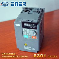 Ener 0.75kw high performance current vector frequency converter ac 50HZ 60HZ china vfd manufacturers 1hp
