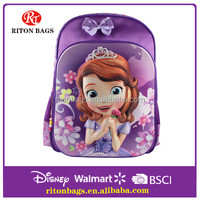 Hot Sales New Design 3D EVA School Bag For Kids