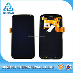 For motorola moto x2 x (2nd gen) xt1096 lcd screen, for moto x+1 x2 xt1096 xt1097 lcd display digitizer with frame