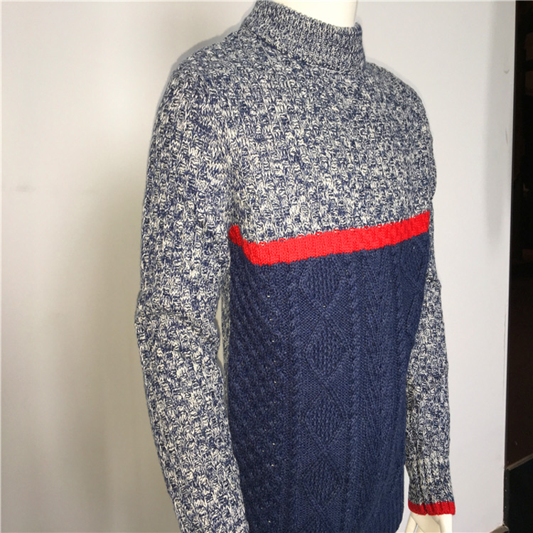 New product wool sweater design for boys