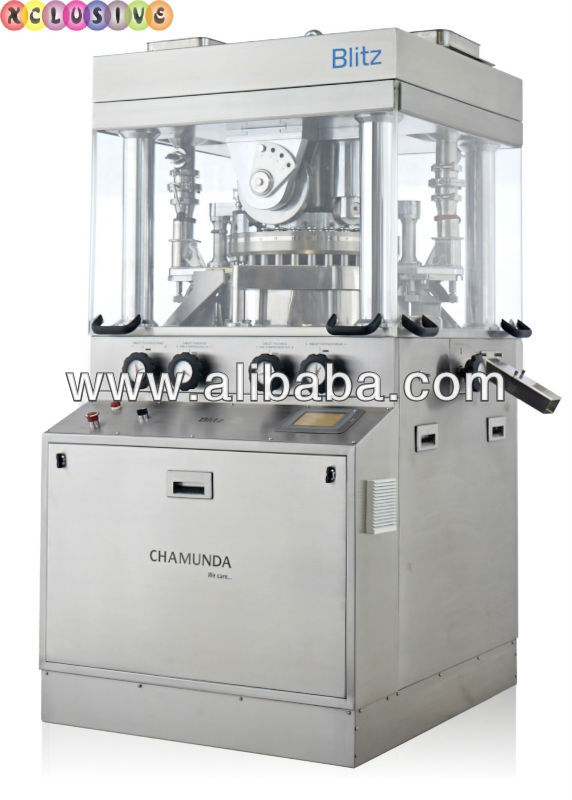 Pharmaceutical Rotary Tablet Press Machine (FDA&EU cGMP Approved) CE Marking