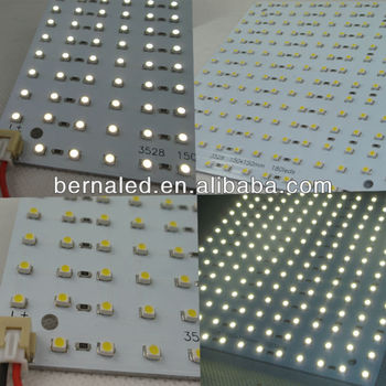 led PCB board ultra thin LED backlight(round/square)