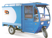 Delivery Van Cargo Tricycle Made In China For Sale