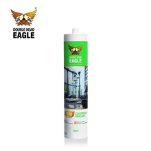 Indoor And Outdoor Useages Weather Resistance Colorful Adhesives Silicone Sealant