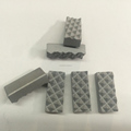 carbide gripper inserts for longyear chuck jaws used in diamond drilling