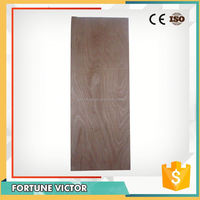 Skillful Manufacture Swing Pvc Wooden Flush Door Leaf