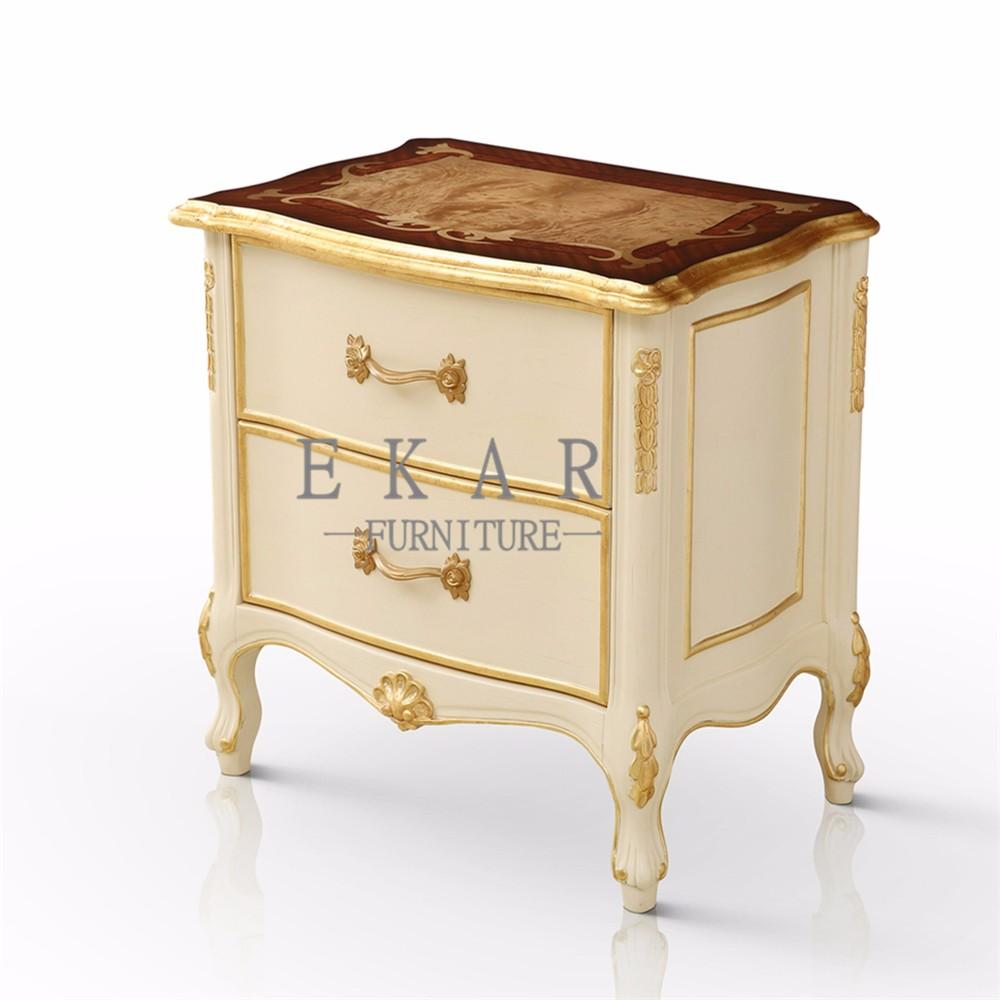 고급 프랑스어 로얄 나무 침대 디자인 침실 가구 세트-침실 세트 ...