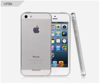 tpu clear mobile cover for iphone 5 for distributor