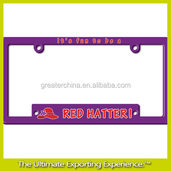 Car license plate frame,Car frame, plate frame,frame