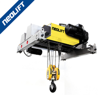 Stable Two Speed Electric Wire Rope Hoist With Cheap Price 16ton