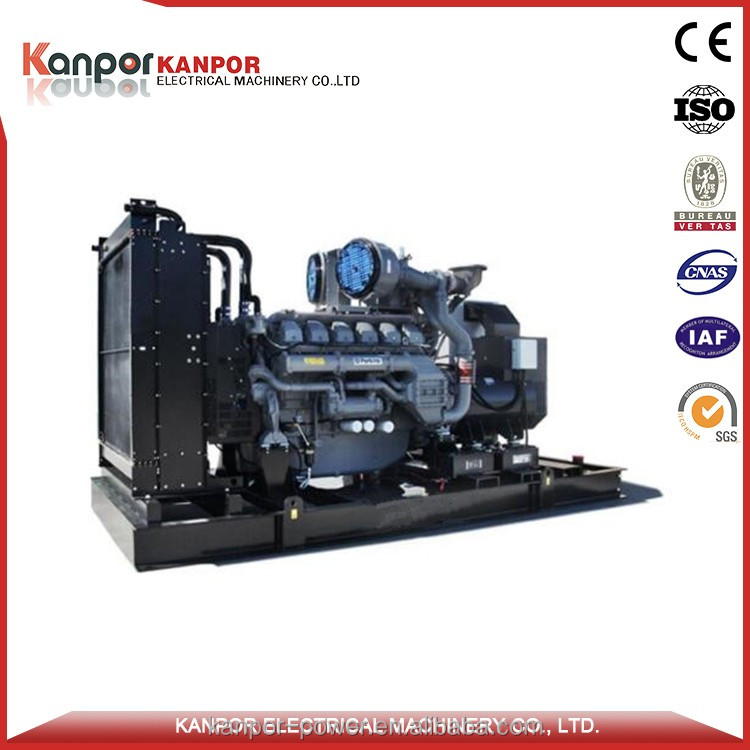 KANPOR water cooled 15 kva 3 phase generator with CE&ISO&BV