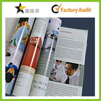 2013 Wholesale Printing Magazine And Catalogue