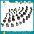 YK05 grade tungsten carbide button tips for mine drilling equipments