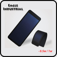 1W 5V Mini PET Laminated Solar Panels for DIY