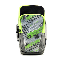 New Outdoor Soft Lycra Sport Wrist Pouch With Full Heat Transfer Printing Patterns