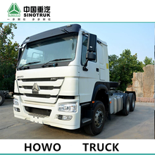 Sinotruk 371hp HOWO 10 Wheels tractor head /trailer head