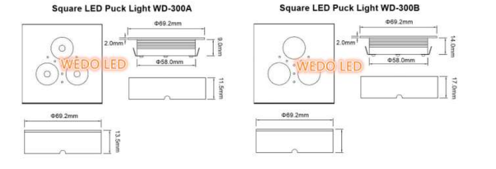 Liteline UCP LED3 WH Puck Light Kit On Canadalite as well High Bay Spec Sheet also Led light bulbs besides 3w 12v Recessed Led Square Puck 60291168164 in addition  on uv led puck light