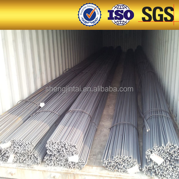 Steel Rebar/Deformed Steel Bar/tmt bar/Iron Rods For Construction/Concrete Material