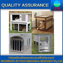 china factory metal dog cage pet transport cage