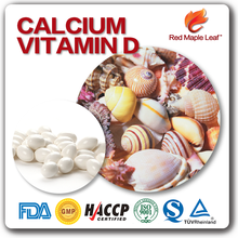 Supplement for pregnant women health food wholesale Calcium Vitamin D Tablets
