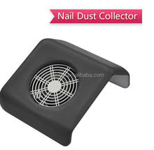 23w table style collector nail dust vacuum manicure ABS nail dust collector & vacuum cleaner