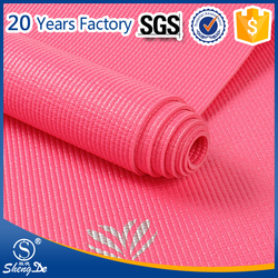 manufacturer price eco friendly custom printed pvc yoga mats
