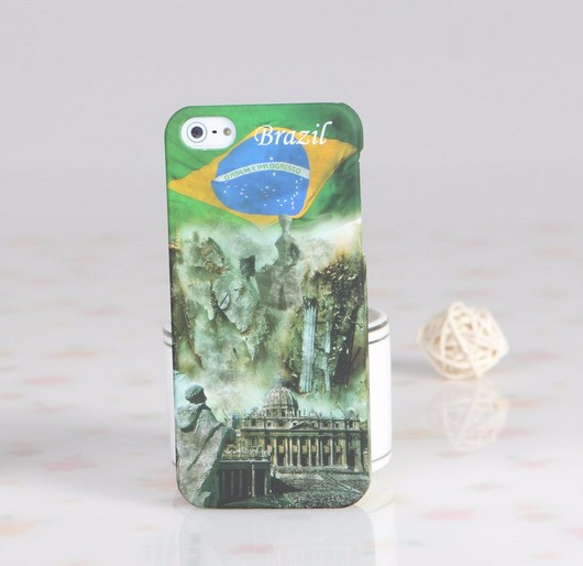 Factory price durable hard plastic material mobile phone case for iphone 5 6 6plus