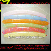 26cm inflatable rocket balloon ! fire ballon