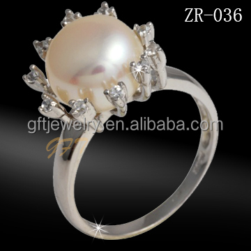 2015 cheap wholesale custom sterling silver pearl jewelry in china