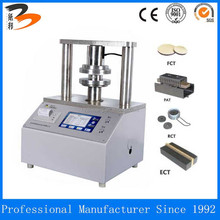 ZB-HY3000 laboratory crush tester ECT crushing testing equipment