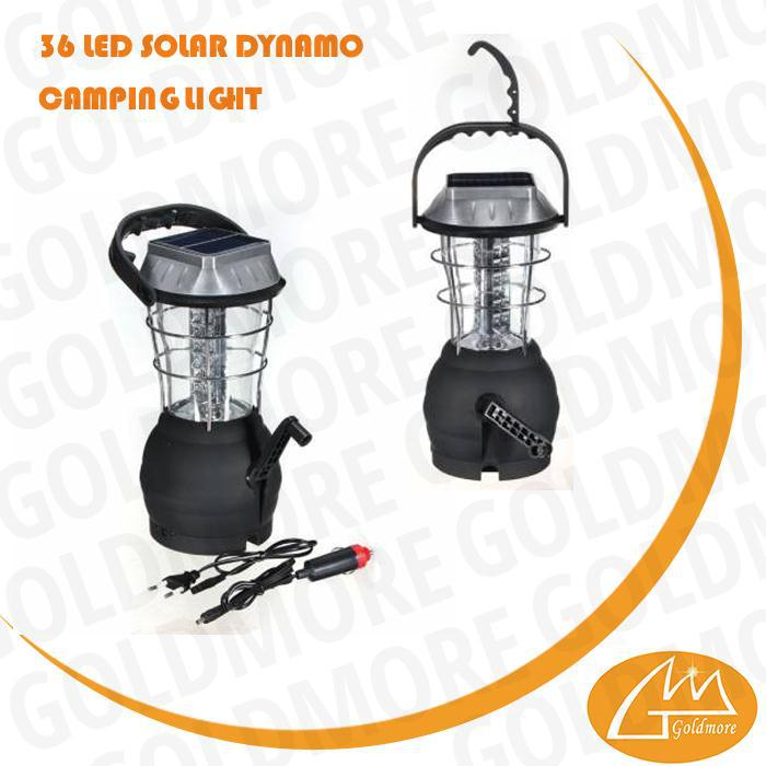 10 years no complaint custom wholesale stuffed solar hand crank 36 led camping lantern/camping lamp for emergency