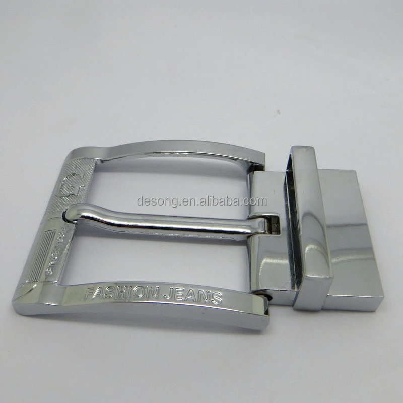 Metal nickel-free nickel buckle custom belt buckles