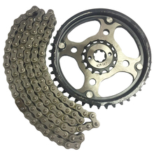 motorcycle transmission parts chain sprocket sets MEGA PRO NEW