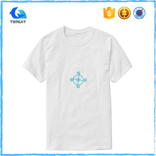 Wholesale New Style Men Printed Softex Cotton T-Shirts