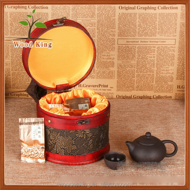 Classical Wedding Packaging Classic European Style Antique European Ancient Gift Packaging Wooden Tea Boxes Wholesale