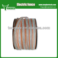 UV sproof Australia hot selling electric fence polytape for horses
