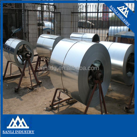 g350-g550 PPGI/HDG/GI/SECC DX51 ZINC Cold rolled/Hot Dipped Galvanized Steel