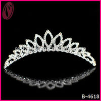 Wholesale Gorgeous Crystal Pageant Crown Tiaras