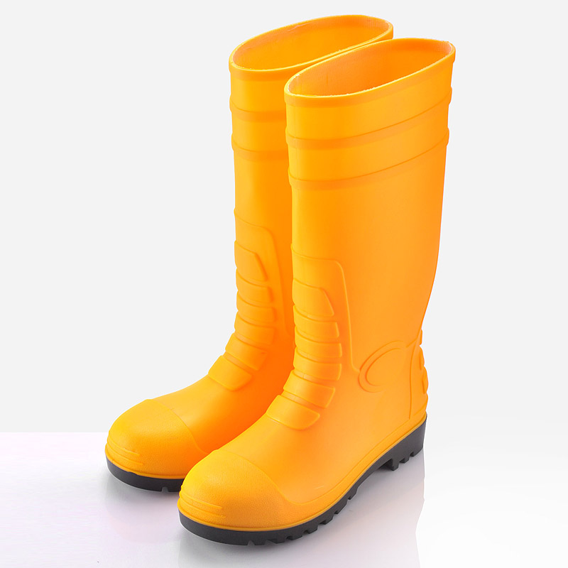 Plastic Rain Boots - Boot Hto