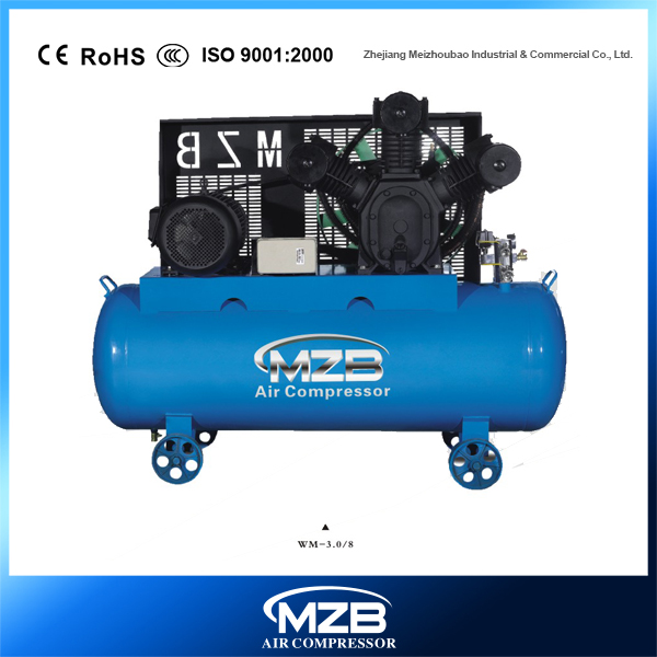 3000L/min air compressor 500 liter made in China