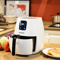 2016 newest & heathly electric air deep fryer without oil