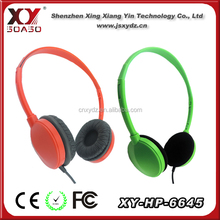 xing xiang yin shenzhen factory, mp3 stereo headphones, microphones for computers